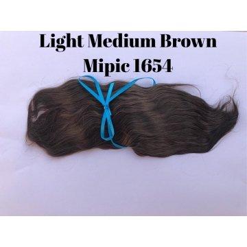 Mohair Delta Light Medium Brown