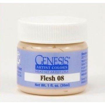 Tinta Genesis Flesh 08- 1 OZ (28,34 gramas)