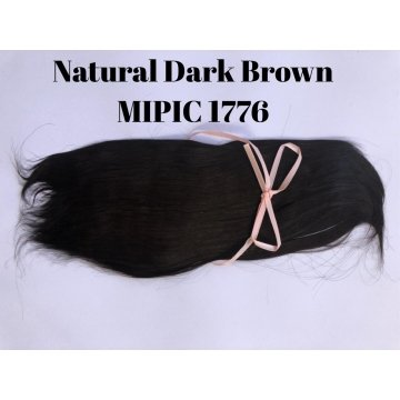 Mohair DeltaNatural Dark Brown