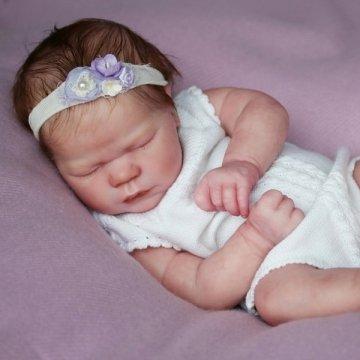 Kit Lavender dormindo 19''