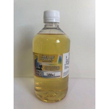 Óleo Linhaça  Gato Preto 500 ml