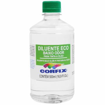 Diluente Eco (baixo odor) Corfix 500 ml