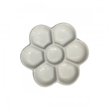 Godê Porcelana Oval Flor