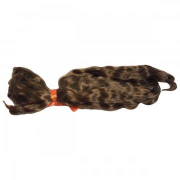 Mohair Premium Little Wavy Dark Brown